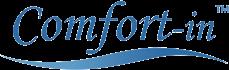 comfort in Logo