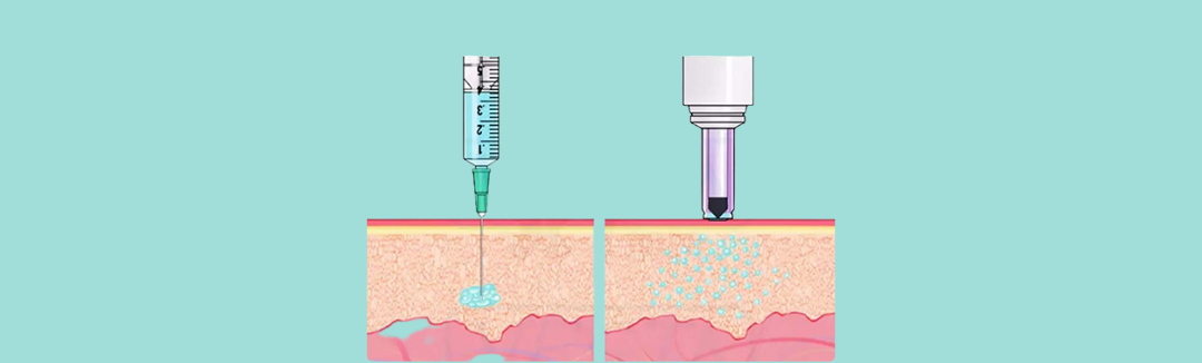 The Needle-less Injector is Replacing Old Traditional Hypodermic Injections